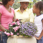 A Family Affair: Has gardening been a passion in your family over at least 3 generations? Share your family story.